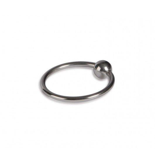 Pierścień erekcyjny z kulką Titus Range: Head Glans Ring 32mm