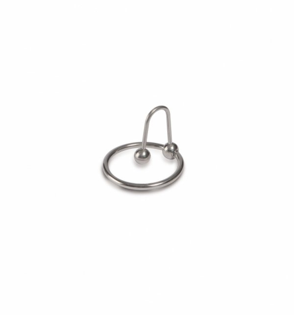 Pierścień erekcyjny Titus Range: Sperm Stopper 28mm