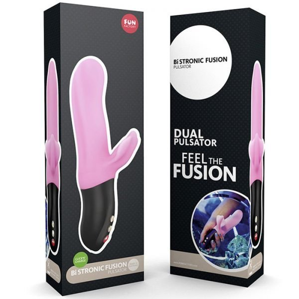 Pulsator BI STRONIC Fusion, różowy