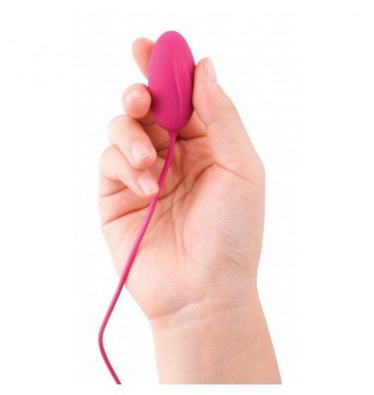 Wibrujące jajeczko B Swish - bnaughty Deluxe, różowy