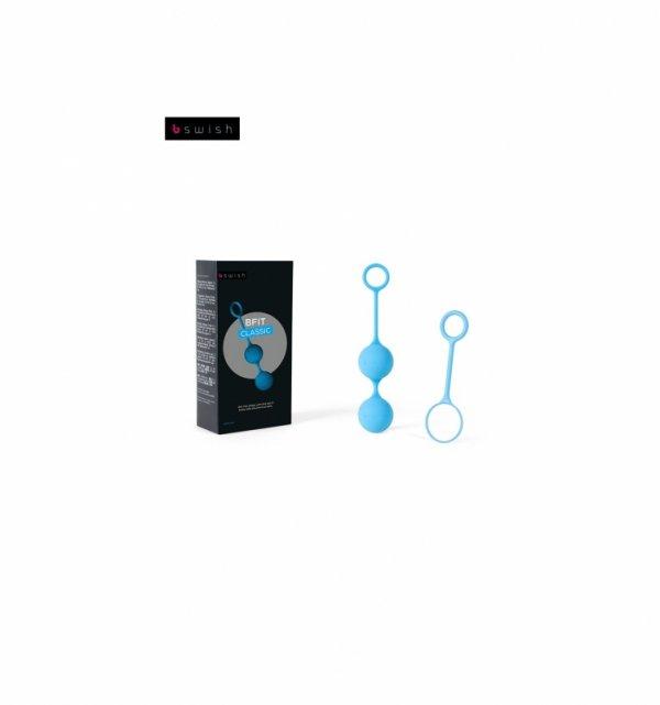 Kulki gejszy B Swish - Bfit Classic, niebieskie