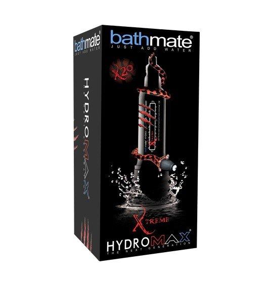 Pompka do powiększania penisa Bathmate - Hydromax X20 Xtreme (przeźroczysta)