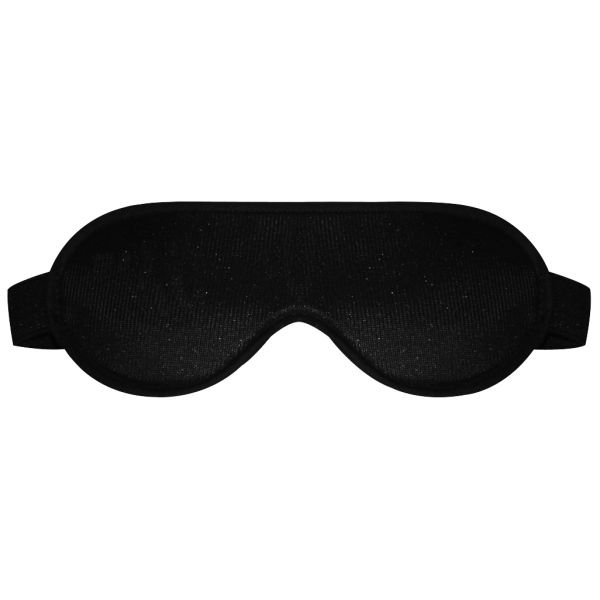 Opaska na oczy Soft-Bond-X Augenmaske (eye mask, black)