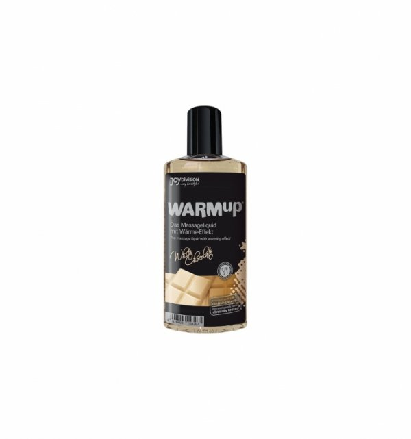 Żel do masażu WARMup White Chocolate 150 ml