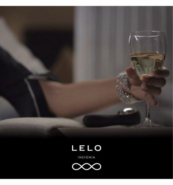 Luksusowy wibrator LELO - Isla, czarny