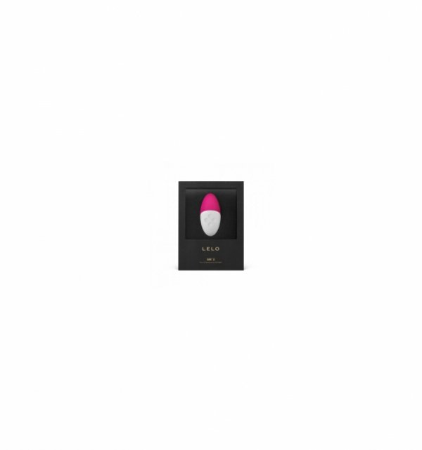 Masażer intymny LELO - Siri 2, czereśniowy