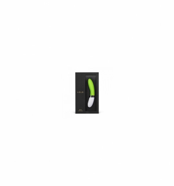 Wibrator LELO - Liv 2, lime zielony