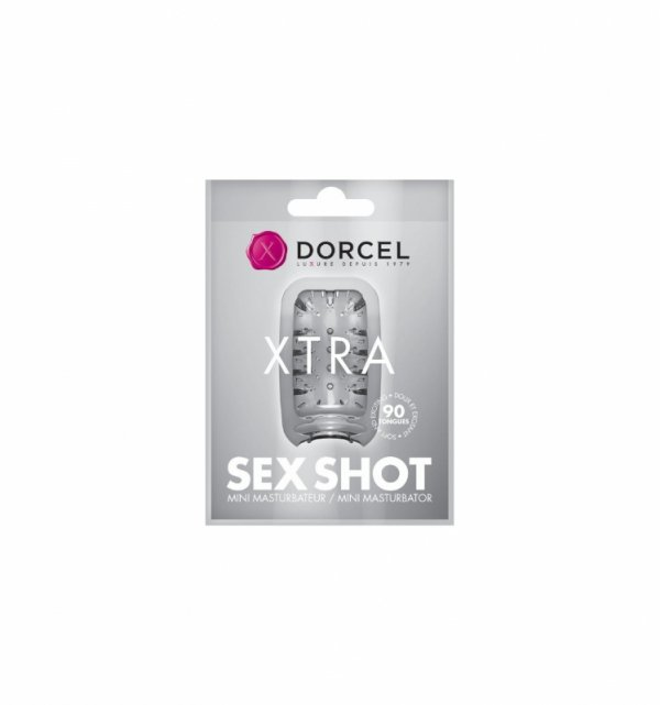 Masturbator Marc Dorcel - Sex Shot Xtra