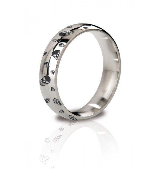 Pierścień erekcyjny His Ringness The Earl 48mm grawerowany