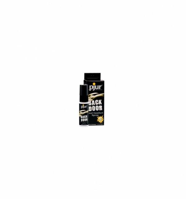 Rozluźniający lubrykant analny  pjur Back Door Spray 20ml