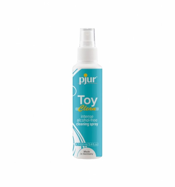 Spray antybakteryjny pjur Woman Toy Clean Lube 100 ml