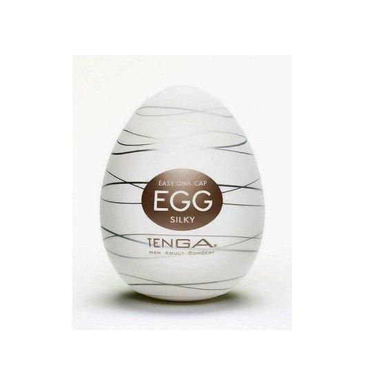 Masturbator Tenga Egg - Silky