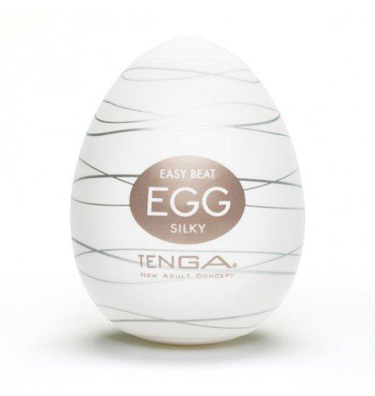 Masturbator (zestaw) Tenga Eggs - komplet 6 szt.