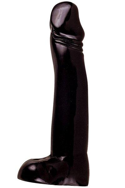 All Black 33.5 cm