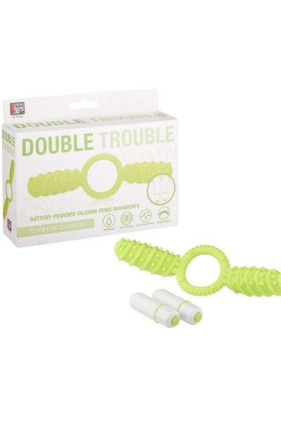 Double Trouble Green