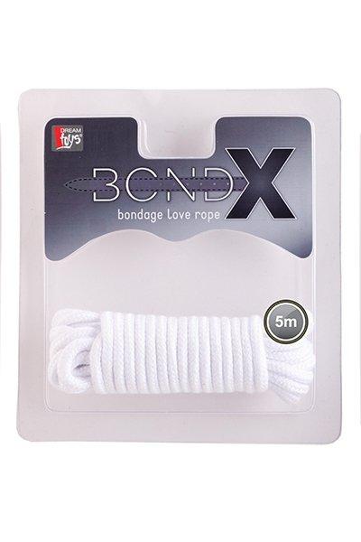 Bondx Love Rope - 5M White