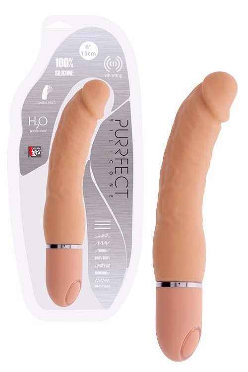 Purrfect Silicone Bendable 10Functions