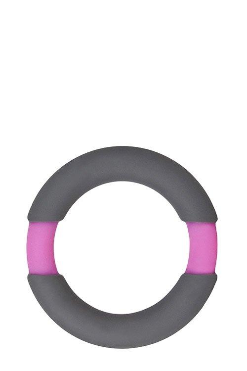Neon Stimu Ring 32mm Grey/Pink