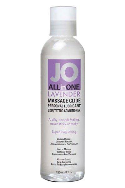 JO Sensual Massage Lavender 120ml