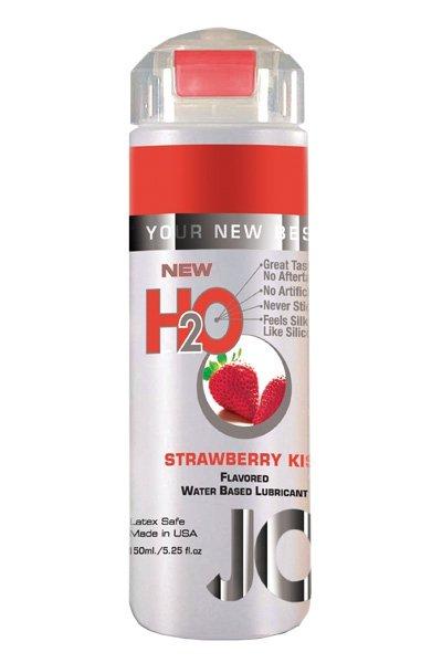 JO H2O Lubricant Strawberry Kiss 150ml