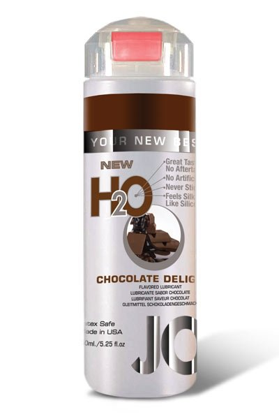 JO H2O Lubricant Chocolate Delight 150ml
