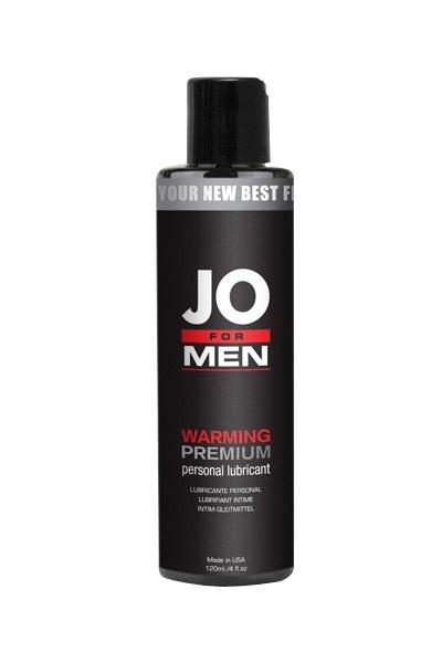 JO for Men Premium Warming 125ml