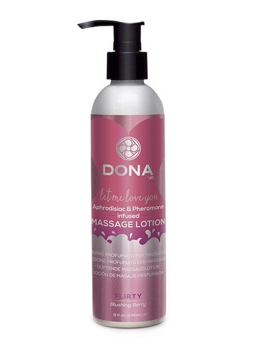 Dona Massage Lotion - Flirty