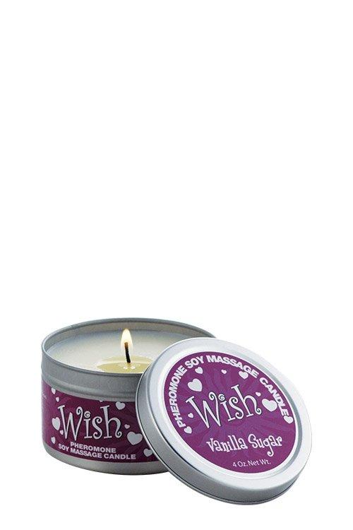 Soy Massage Candle Wish Vanilla Sugar