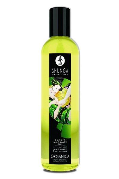 Erotic Massage Oil Exotic Green Tea