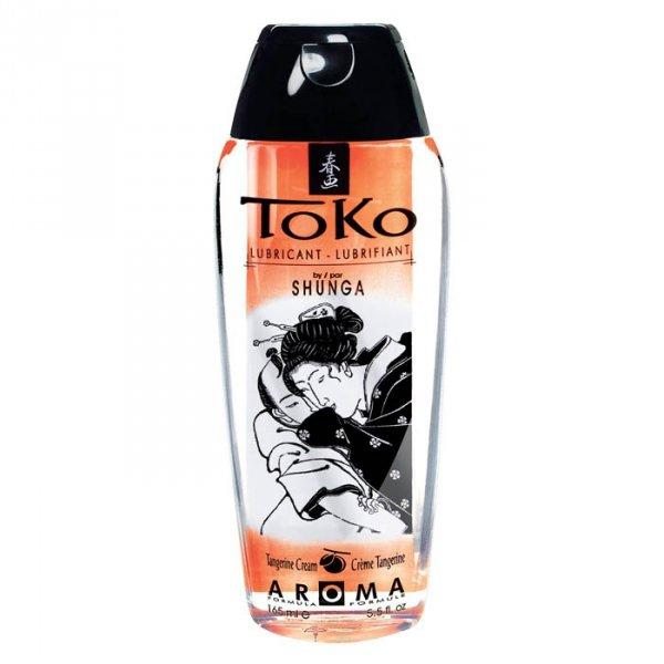 Toko Aroma Lubricant Tangerine Cream