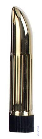 Ladyfinger Gold Vibrator