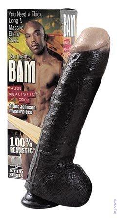 Bam Huge Realistic Cock