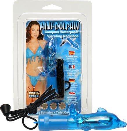 Mini Dolphin Waterproof Necklace