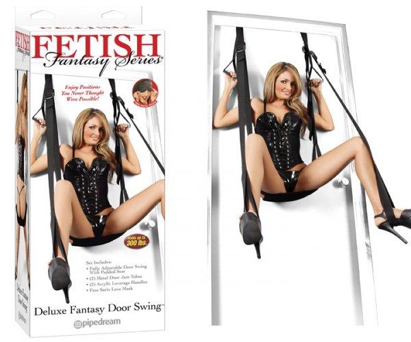 Ff Deluxe Fantasy Door Swing