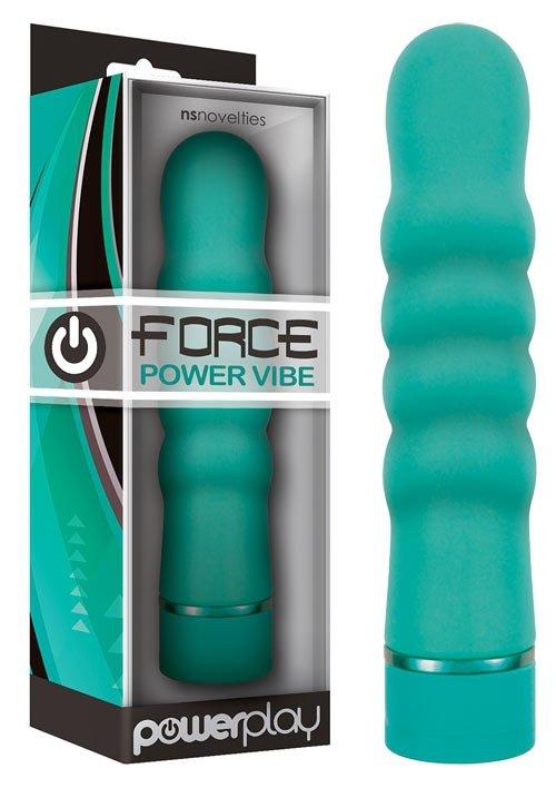 NS Novelties Powerplay Force Power Vibe Green