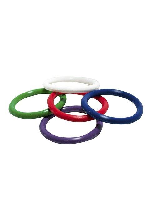 Triton Rainbow Rubber Pleasu-Rings