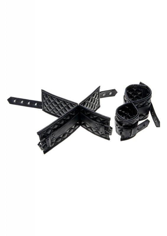 X-Play Wrist and Ankle Cuffs