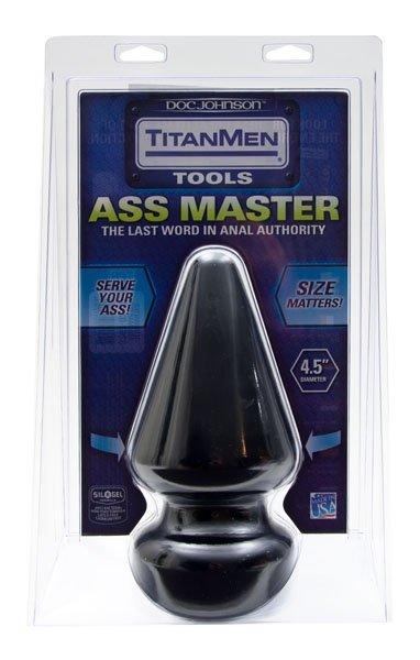 Titanmen Buttplug Ass Servant