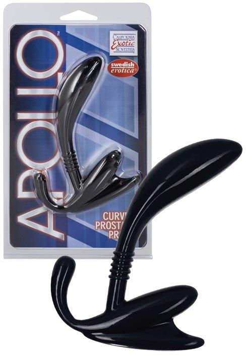 Apollo Curved Probe Black
