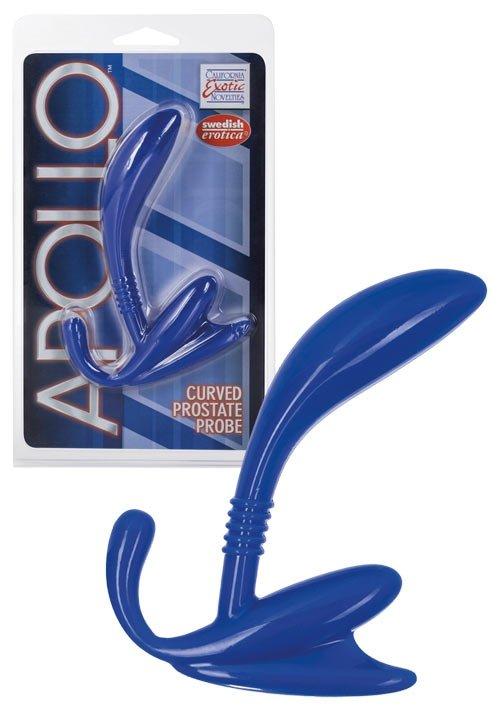 Apollo Curved Probe Blue