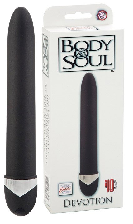 BodyandSoul Devotion Black