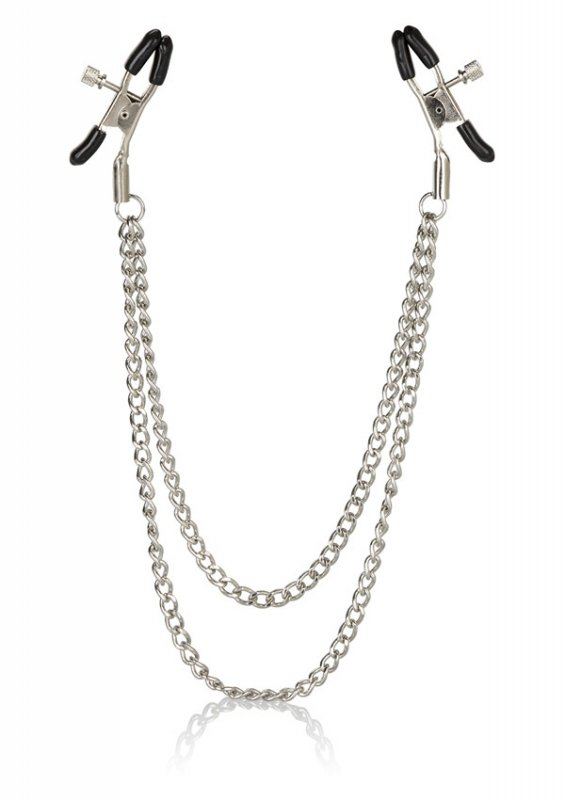 Tiered Nipple Clamps