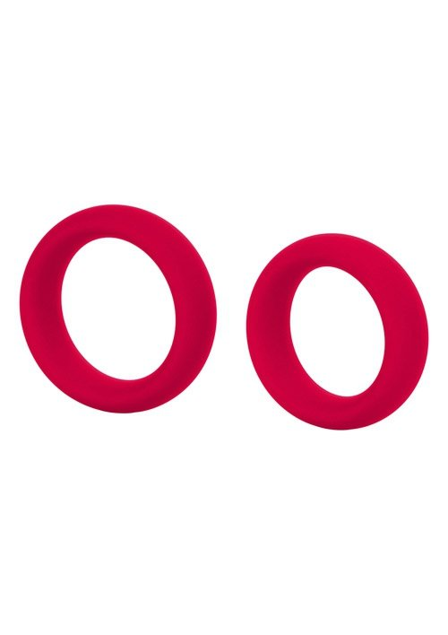 Colt Silicone Super Rings Red