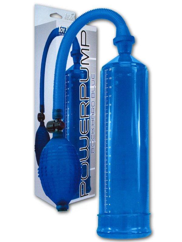 Pressure Pleasure Pump Blue