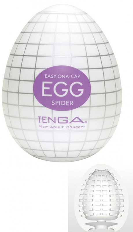 Tenga Egg Spider (x 6 pcs)