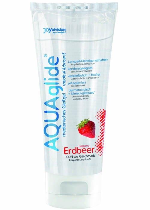 Aquaglide Strawberry, 100 ml