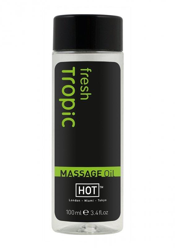 Hot Massageoil Tropic 100 ml