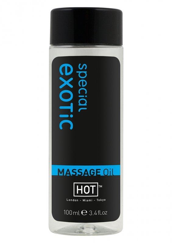 Hot Massageoil Exotic 100 ml