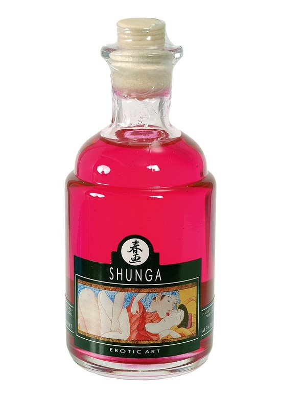 Shunga Aphr.Oil Sensual Mint 100 Ml