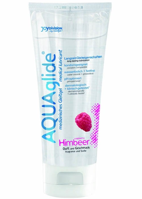Aquaglide Himbeer 100 ml
